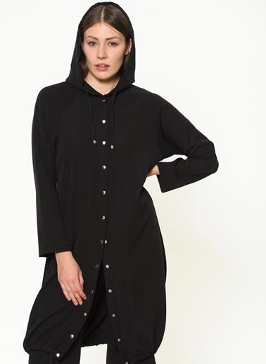 İroni Ceket Siyah